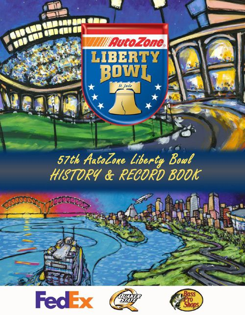 2015 AutoZone Liberty Bowl History & Record Book