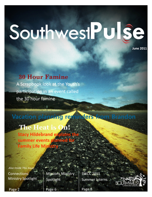 Copy of Southwest Pulse Newsletter Summer 2011