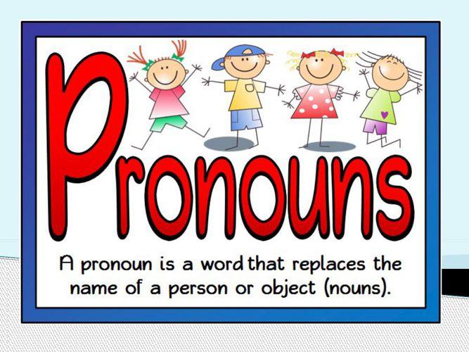 Presentation_ON_PRONOUNS