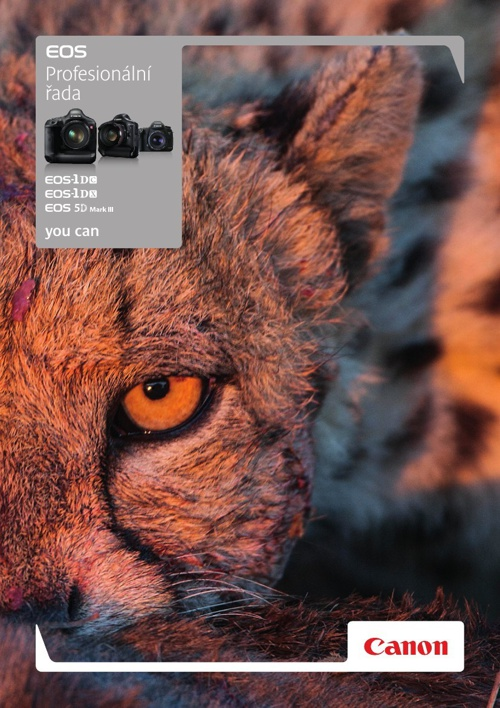 Canon EOS - Profesionální řada