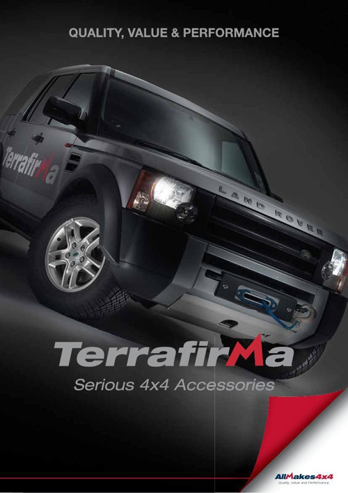 Terrafirma Catalogue