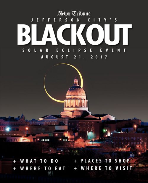 Jefferson City's BLACKOUT Solar Eclipse Event