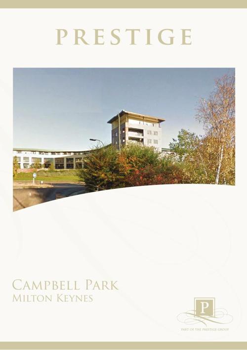 Campbell Park Brochure