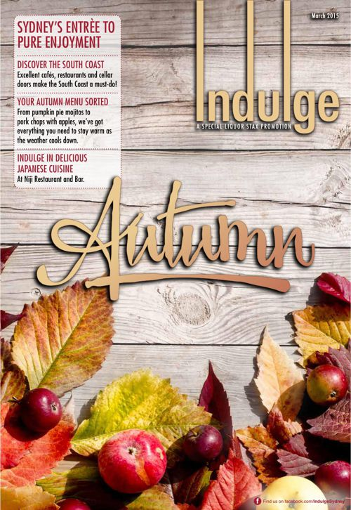 Indulge March 2015