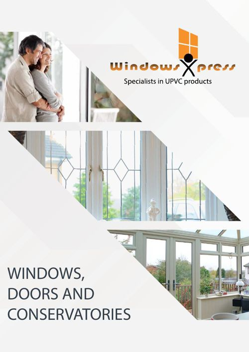 windows xpress brochure