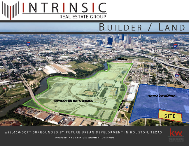 4115 Gillespie, Houston, TX / 2.249 Acres For Sale
