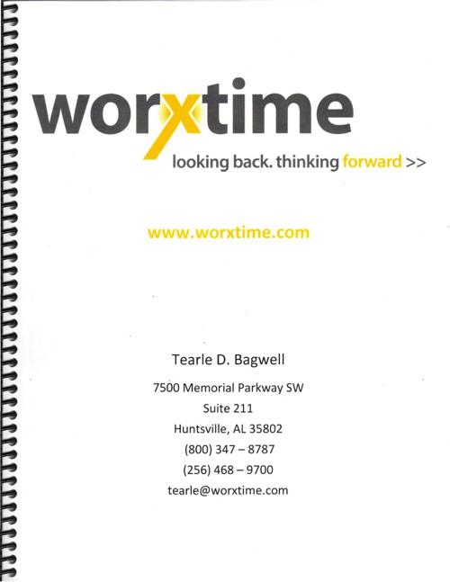 WorxTime eBook