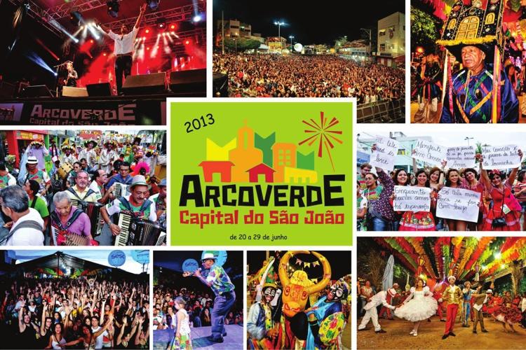 Álbum São João de Arcoverde 2013
