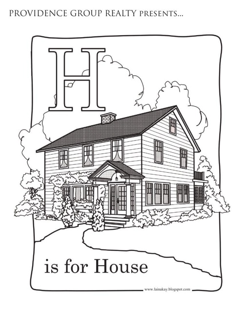 Providence Group Realty -  Activity Book For Kids