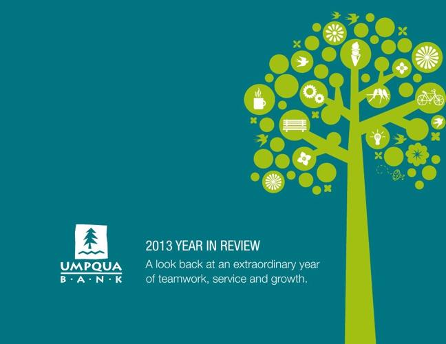 Umpqua Bank 2013 Year in Review