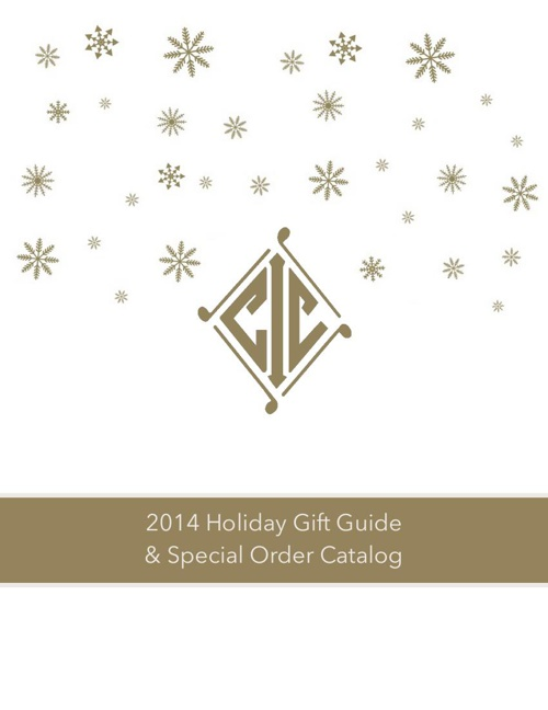 ICC Holiday Catalog