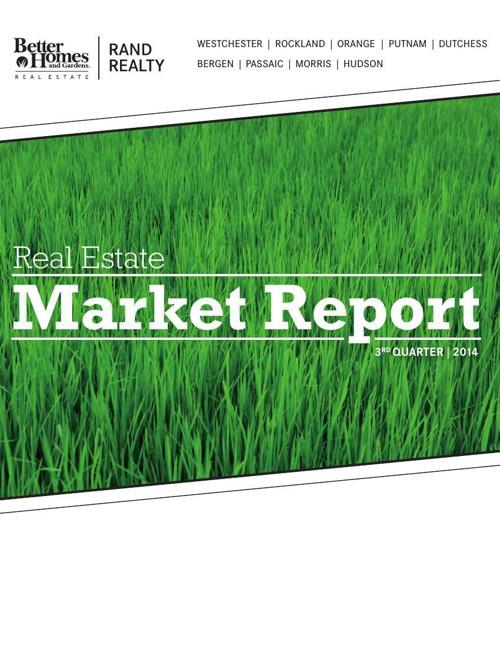 Third Quarter 2014 Market Report