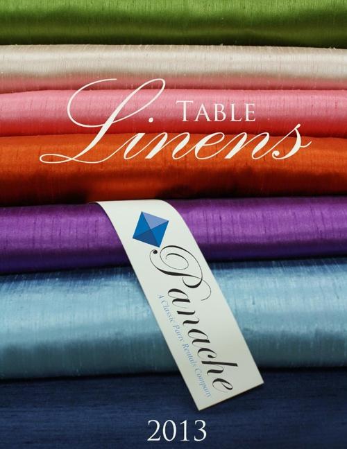 Panache Table Linens 2013