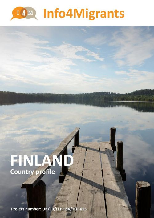 Country profile FINLAND Learnmera English