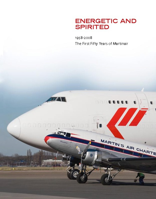 50 jaar Martinair