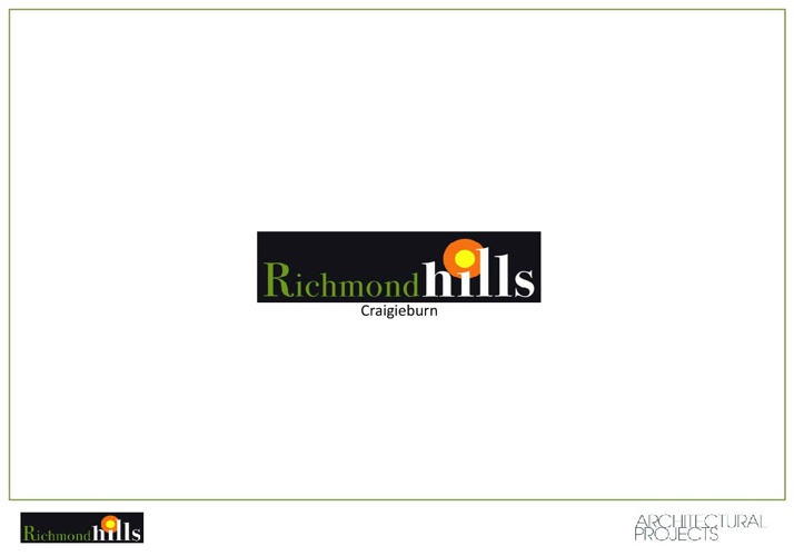 Richmond Hills marketing Lot 38