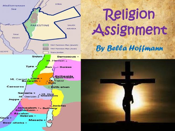 Religion Assignment