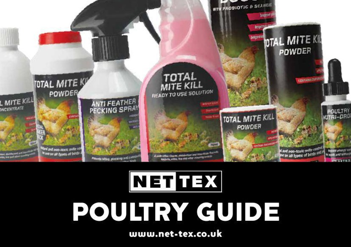 Nettex Poultry Guide