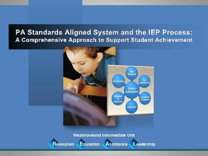 SAS IEPs Slides