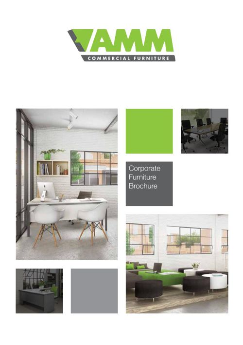 AMM Commercial Furniture Corporate Catalogue V1.0