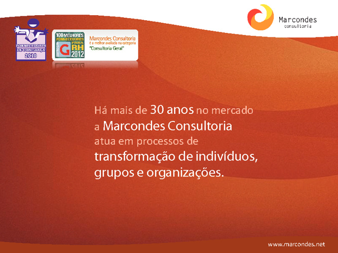 Institucional Marcondes