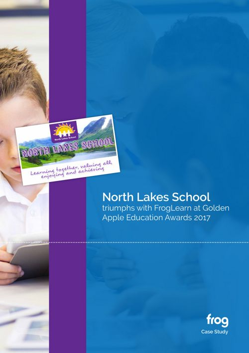 Case Study - North Lakes wins Golden Apple Award