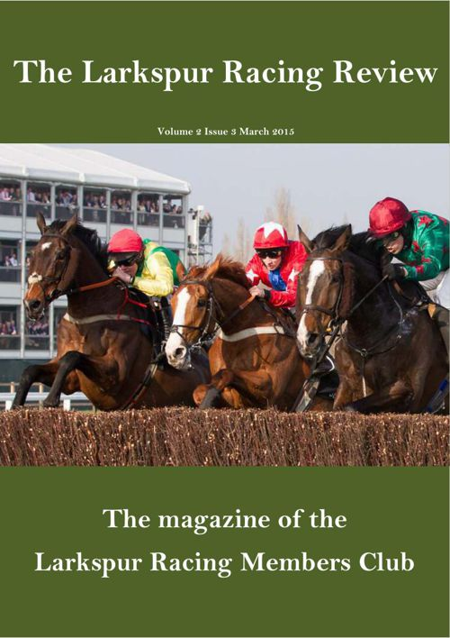 The Larkspur Racing Review March 2015