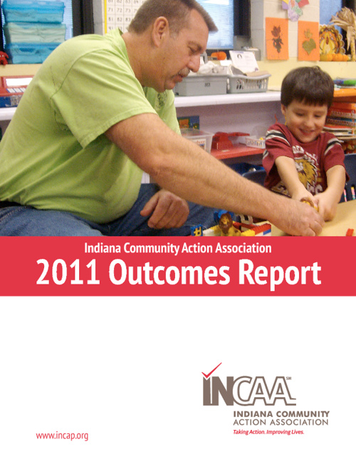 INCAA 2011 Outcomes Report