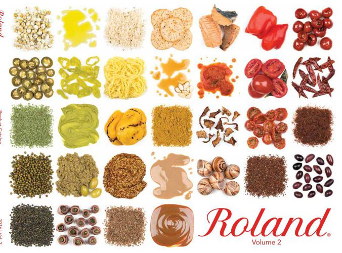 Roland Foods 2016 Catalog Vol. 2