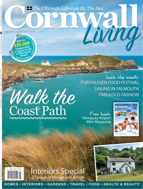 Cornwall Living March 2013