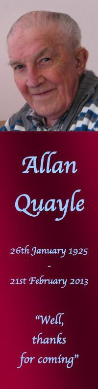 Allan Quayle