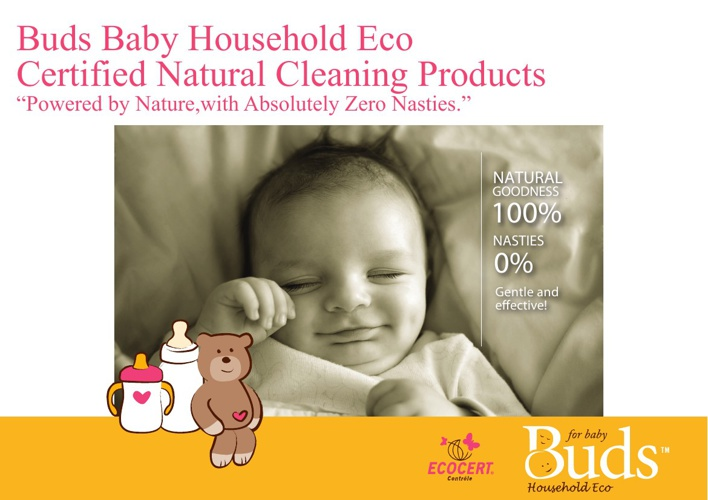 Buds Household Eco Natural Cleaning Products