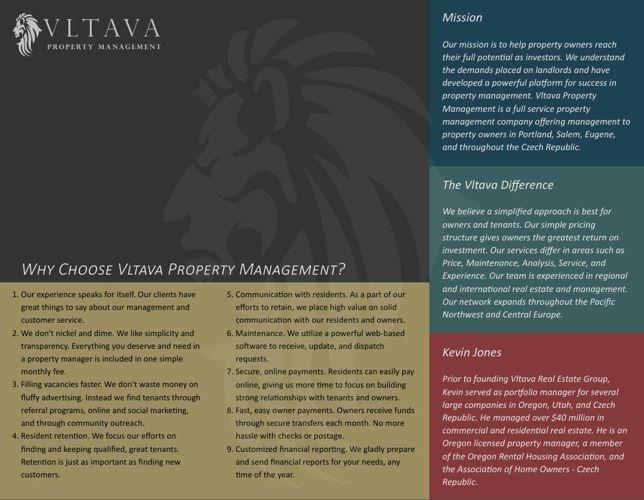 Vltava Property Management