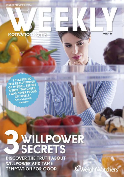 Weight Watchers Weekly Issue 39