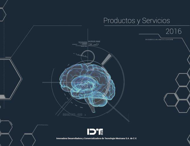 IDTmx Productos y Servicios
