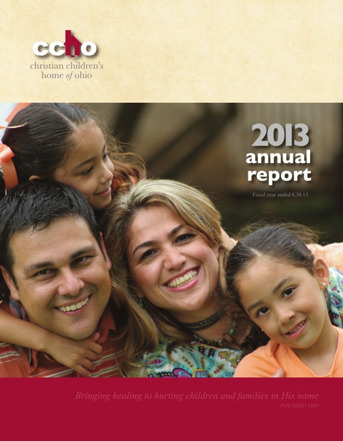 CCHO 2013 Annual Report