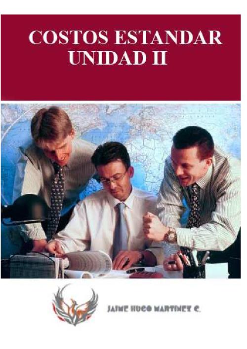 SEMINARIO DE COSTOS III - UNIDAD II