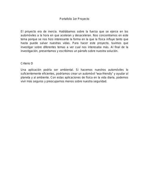 Portafolio 1er Proyecto