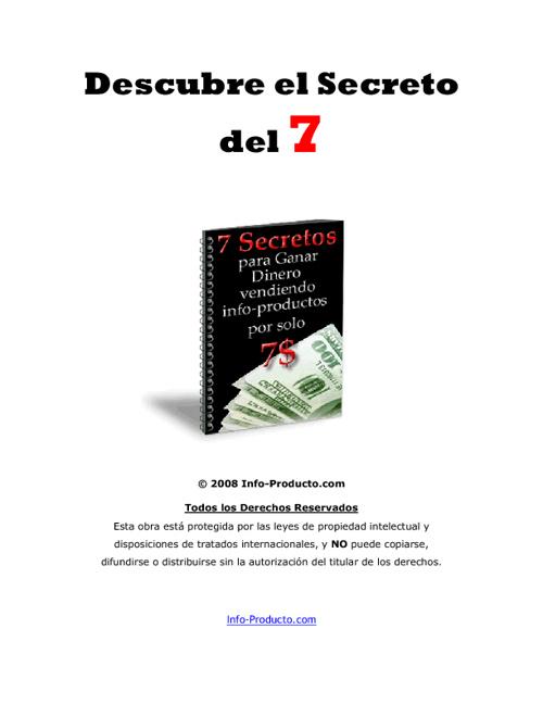 Descubre el secreto del 7