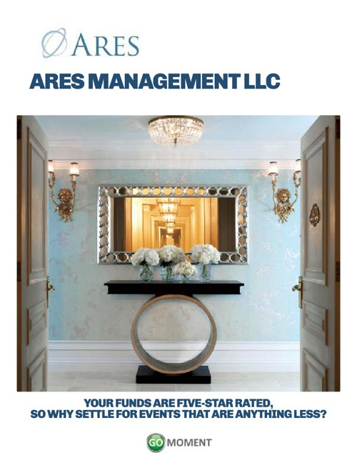 Ares Management LLC