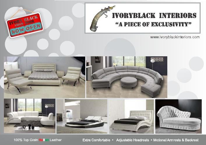 Ivoryblack Interiors Catalogue