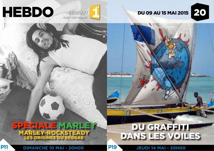 HEBDO TV  de Réunion 1ère