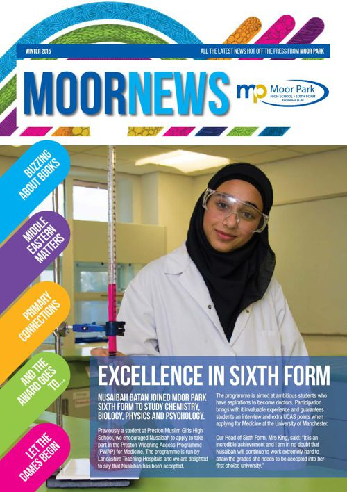 Moor News Winter 2015