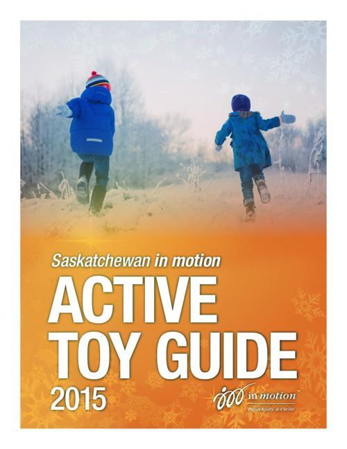 Active Toy Guide 2015