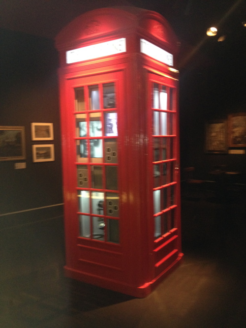 Telephone Kiosk NO.2 - The museum of London