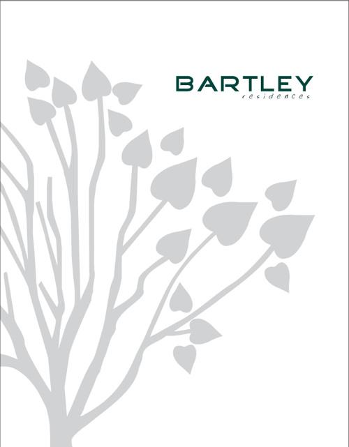 Bartley Residences ebrochure