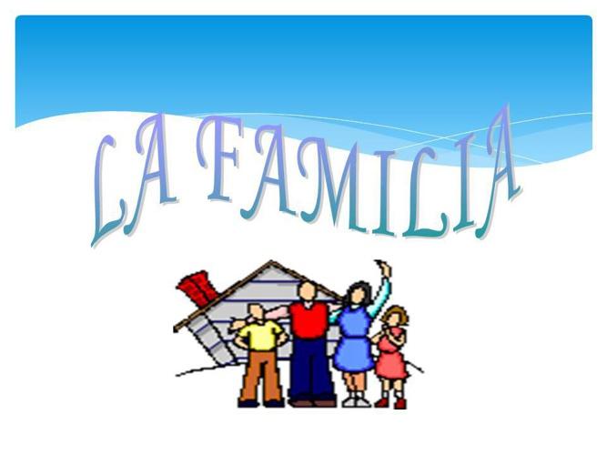 EN FAMILIA NOS EDUCAMOS