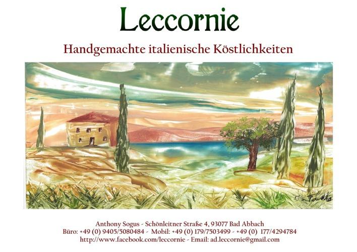 Catalogo Leccornie 2014 senza foto