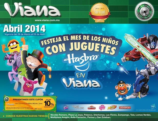 Catálogo Viana Abril