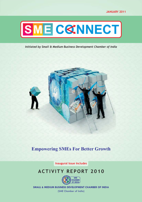 1st Issue of SME Connect